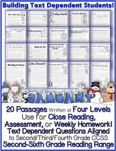 1000+ images about Close Reading on Pinterest | Close ...