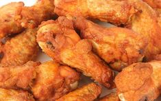 The best chicken hot wing recipe to make at home. I've been perfecting my technique for over 20 years and this is by far the best way to make chicken hot wings at home. Best Chicken Wing Recipe, Chicken Wing Recipes, Homemade Barbecue Sauce, Pizza And More, Good Food, Yummy Food, Barbecue Chicken, Everyday Food, Lunches And Dinners