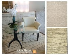 Exciting  Textures/ Innovative Fibers/ Contemporary Nepalese Collection/ Hand Crafted from Silk, Wool, Hemp, Linen and other Organic  Bio-degradable Fibers. -Standard sizes available/full custom program- www.rugsbyzhaleh.com Rugs by Zhaleh