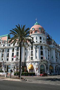 Negresco - Nice, France