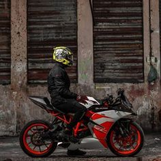 Image may contain: motorcycle and outdoor Ktm Rc 200, Bike Pic, Ktm Duke, Sport Bikes, Racing, Motorcycle, India, World, Instagram