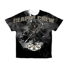 Reaper Crew All Over Print Darts Shirt from $64.99