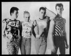 punk boy catalog, stripes and cheetah print and graphic tees Punk Subculture, British Punk, Punk Boy, Youth Subcultures, Teddy Boys, Punk Rock Fashion, New Romantics, Youth Culture, Post Punk