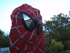 Spiderman replica costume part 1 - The mask - Hacksmith Industries Climber, Have Some Fun, Spiderman, Marvel, China, Costumes, Superhero, Rock, Amazon