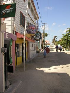 Ruby's Cafe - Home of the best Johnnie Cakes on the planet.  San Pedro, Ambergris Caye, Belize.
