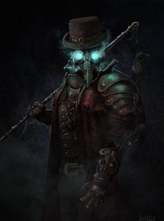 Blades in the dark fantasy characters, steampunk characters, dnd characters, high fantasy, Steampunk Characters, Dnd Characters, Fantasy Characters, High Fantasy, Dark Fantasy Art, Dark Art, Fantasy Character Design, Character Design Inspiration, Character Art