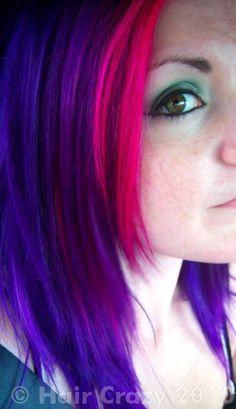 special effects hair dye joyride - Google Search