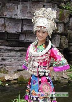 China - Miao Performance Costume