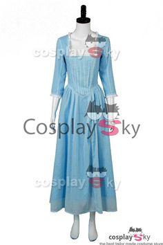 Pirates des Caraïbes 5 la Vengeance de Salazar Carina Smyth Robe Cosplay Costume #cosplaysky_fr #cosplay