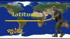 Longitude and Latitude...short and sweet!