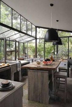 kuali cocinas - 117 Diseños de Cocinas Masculinas