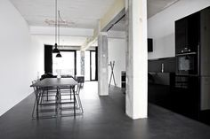 Stay Copenhagen Hotel and Residence Copenhagen Hotel, Space Place, Stay Cool, Living Room Interior, Scandinavian Design, Modern Interior, Boutique Hotels, Black And White, Cool Stuff