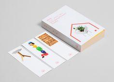 Digitally printed catalogue designed by Studio Lin for Minke Design Store