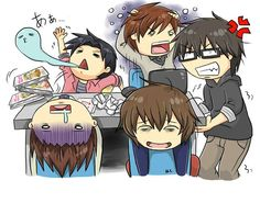 Sekaiichi Hatsukoi. I almost forgot how much I truly loved this anime