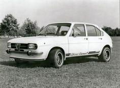 5. Alfa meeting - Alfasud Corsa 7 replica as a guest - AlfaVisione.net