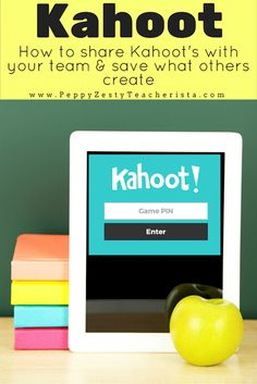 Elementary education teacher looking for technology in the classroom ideas? Check out Kahoot! It& an ipad or computer based program that creates kid friendly quizzes! Great classroom ideas and classroom management tricks! Technology Tools, Technology Integration, Energy Technology, Medical Technology, Technology In Classroom, Technology Websites, Technology Management, Assistive Technology, Business Technology