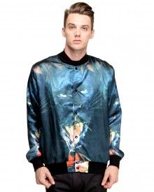 Panther Bomber Jacket