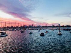 Australia St. Kilda, Melbourne cynthiahudsonstyle.com