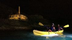 Pirates & Ghosts Night Kayak in Frenchtown, St Thomas St Thomas' Historic Charlotte Amalie Harbour is steeped in Pirate history. Kayak through the real dark history of the Virgin Islands as your guide acquaints you with the history of these islands and its haunted sites! His tales will take you back in time and make you relive those times when pirates, ghosts and jumbies still roamed the islands. And believe me, some of them are more than just a memory from the past… The tour departs from…
