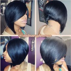 Different angles, a bob weave