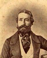 Vicenzo Valentini, a politician active in Italian Risorgimento, husband of Marie Alexandrine Bonaparte