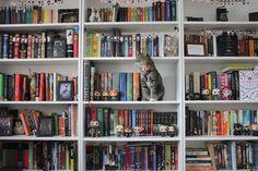 "aimeereadsalot: ""King of the shelves. """