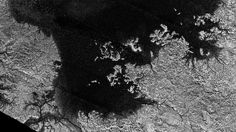 Flooded canyons spotted on Saturn's largest moon