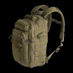 First Tactical Specialist Half-Day Backpack in OD Green
