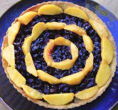 Blueberry & Peach Ta