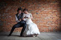 meedia.pl-91 Plener ślubny w opuszczonych miejscach