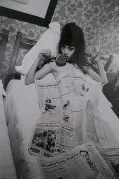 Kuniyoshi Kaneko – Les Jeux (1997) Liquid Dreams, Asian Fever, Kuniyoshi, Amazing Women, Outfit Of The Day, Beachwear, Swimwear, 1990s, Ootd