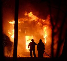 5 Stresses Firefighters Deal With That Non-Firefighters Should Know About. constant training