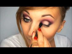 VIDEO TUTORIAL :: Vintage Romance Sleek Make Up - YouTube...uses this palette but can be duped w/ colors from any of the 88 or 120 palettes