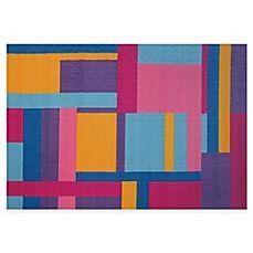 image of Fun Rugs™ Tetris Rug