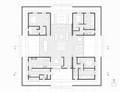 Gallery of Twin Houses / Olimpia Lira - 13