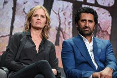 'Fear the Walking Dead' made their Television Critics Association debut Friday afternoon. The creative team — David Alpert, Dave Erickson, and Adam Davidson — along with cast members Kim Dickens, Cliff Curtis, Alycia Debnam-Carey, Frank Dillane, Elizabeth Rodriguez, and Lorenzo James Henrie delved into how the show is different from its parent, 'The Walking Dead,' and answered some questions about what we can expect in the first season and beyond.