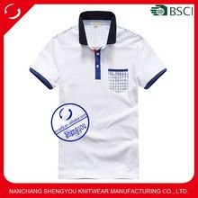 2015 custom high quality cotton printed mens polo shirt with pocket  best buy follow this link http://shopingayo.space