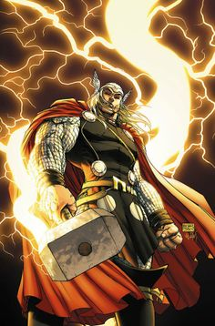 Thor! O poderoso!