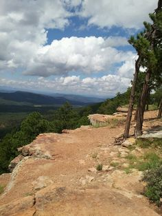 The Mogollon Rim - Payson, Az  2012