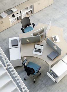 A Short Modern Interior Design Decor Home Guide For best eco friendly office design Open Concept Office, Open Office Design, Industrial Office Design, Corporate Office Design, Office Designs, Modern Industrial, Office Furniture Design, Workspace Design, Office Workspace