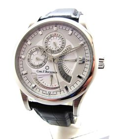 Carl F Bucherer..  not sure why they needed to leave the 3 on the dial