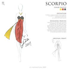 Scorpio 天蠍座
