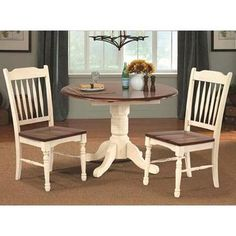 A-America British Isles 3 Piece Dining Set - SET-236 from BEYOND Stores