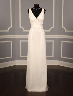 Amsale G661C Discount Designer Wedding Dress