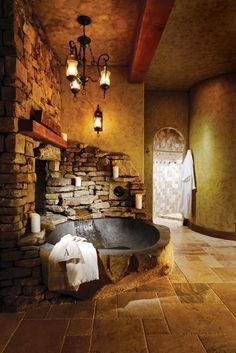 Homes Of The Year 2014 Rustic Bathrooms Rustic House Rustic