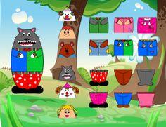 Actividades para Educación Infantil: Nuestro títere favorito MOCHIADS