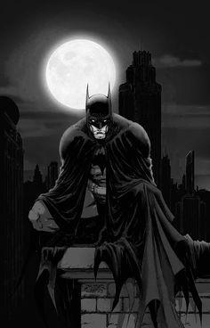 Batman Dc Heroes, Comic Book Heroes, Comic Books Art, Comic Art, Joker Art, Batman Art, Batman Comics, Detective, Batman Cowl