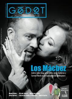 Javier Gutiérrez y Carmen Machi en Los Mácbez. Versión de Juan Cavestany sobre el Macbeth de Shakespeare, dirigida por Andrés Lima