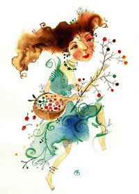 Freelance Illustrator, Paint Designs, Watercolours, Watercolor Illustration, Illustrators, South Africa, Whimsical, Russia, African