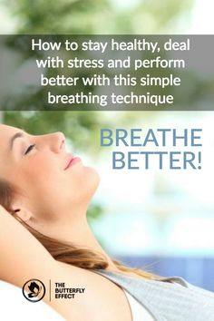 How to stay healthy, deal with stress and perform better with this simple breathing technique. Learn how nasal breathing and health reduce shallow breathing anxiety. Health Advice, Health And Wellness, Mental Health, Health Resources, Anxiety Relief, Stress Relief, Autonomic Nervous System, Nasal Congestion, Breathing Techniques